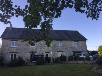 French property, houses and homes for sale in St-Hilaire-Petitville Manche Normandy