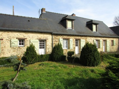 French property, houses and homes for sale in POUANCEMaine_et_Loire Pays_de_la_Loire