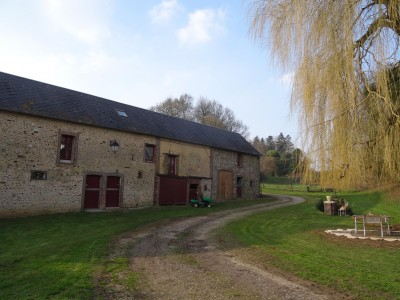 French property, houses and homes for sale in BONSMOULINS Orne Normandy