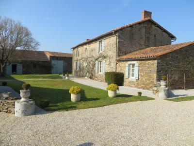 French property, houses and homes for sale in ST FLORENT DES BOIS Vendee Pays_de_la_Loire