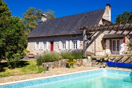 French property, houses and homes for sale in CHAVEROCHE Correze Limousin