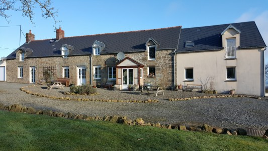 French property, houses and homes for sale in VENGEONS Manche Normandy