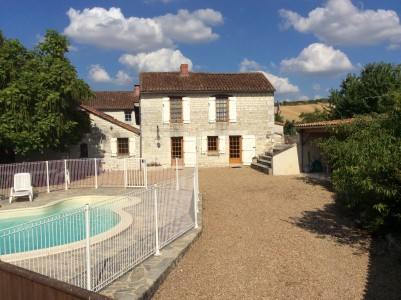 French property, houses and homes for sale in CHAMPIGNY SUR VEUDE Indre_et_Loire Centre