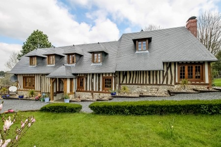 French property, houses and homes for sale in FOURNEVILLE Calvados Normandy