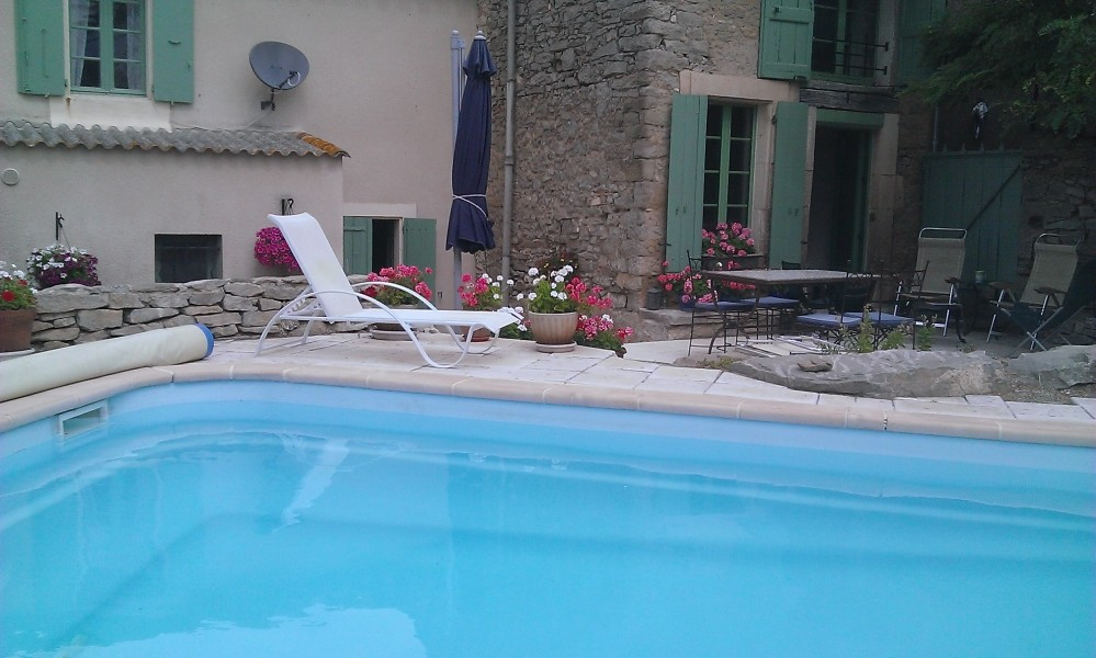 Leggett House For Sale In Beaufort Herault Beautiful Stone House With Heated Swimming Pool