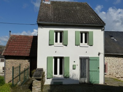 French property, houses and homes for sale in Bussiere Dunoise Creuse Limousin