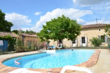 French property, houses and homes for sale in PUJOLSGironde Aquitaine