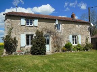 French property latest addition in ANTIGNY Vienne
