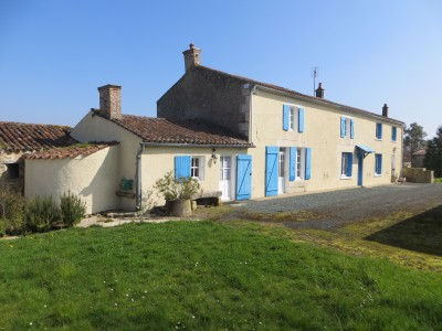 French property, houses and homes for sale in ST JEAN DE BEUGNEVendee Pays_de_la_Loire