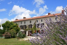 French property latest addition in ORIVAL Charente