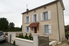 French property latest addition in CIVAUX Vienne