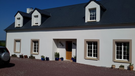 French property, houses and homes for sale in Beuzeville La Bastille Manche Normandy