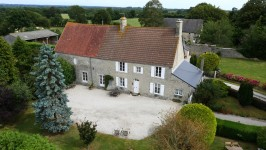 French property, houses and homes for sale in Sainte-Mere-EgliseManche Normandy