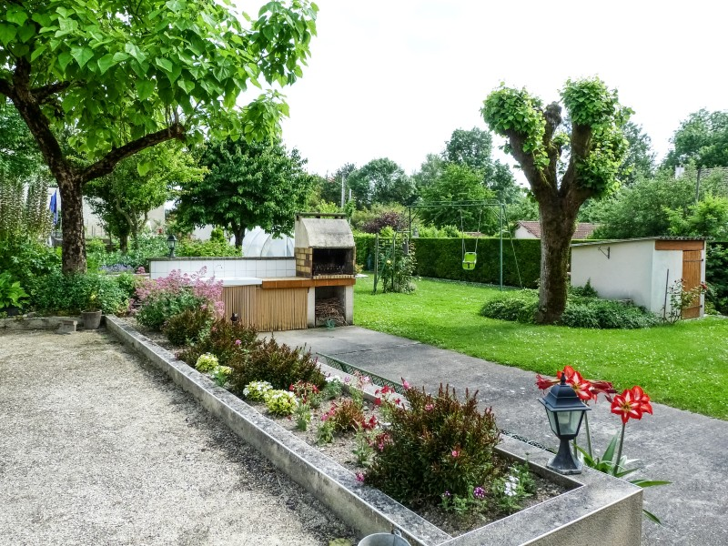 Leggett house for sale in le gond pontouvre charente - Le barbecue nice ...
