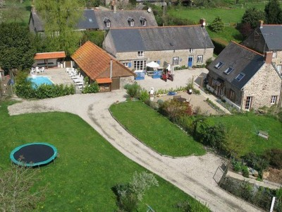 French property, houses and homes for sale in VILLIERS LE PRE Manche Normandy