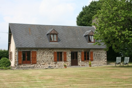 French property, houses and homes for sale in ST JEAN DES BOIS Orne Normandy