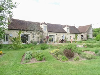 French property, houses and homes for sale in La Lande sur Eure Orne Normandy