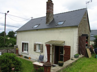French property, houses and homes for sale in CHAMPGENETEUX Mayenne Pays_de_la_Loire