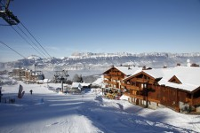 French ski chalets, properties in Les 7 Laux, Prapoutel, Grenoble - Les 7 Laux