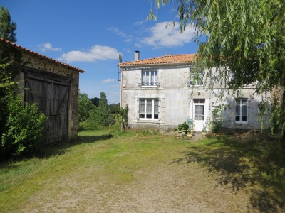 French property, houses and homes for sale in ST JUIRE CHAMPGILLONVendee Pays_de_la_Loire