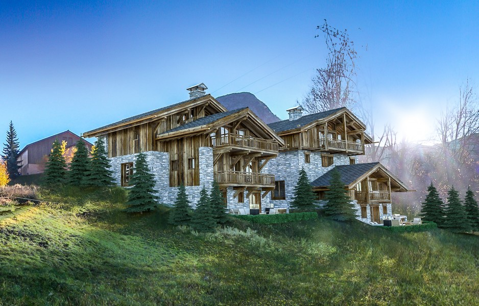 French Chalet House Plans House Style Ideas