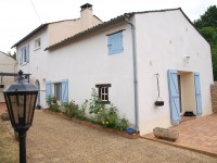 French property latest addition in ASLONNES Vienne
