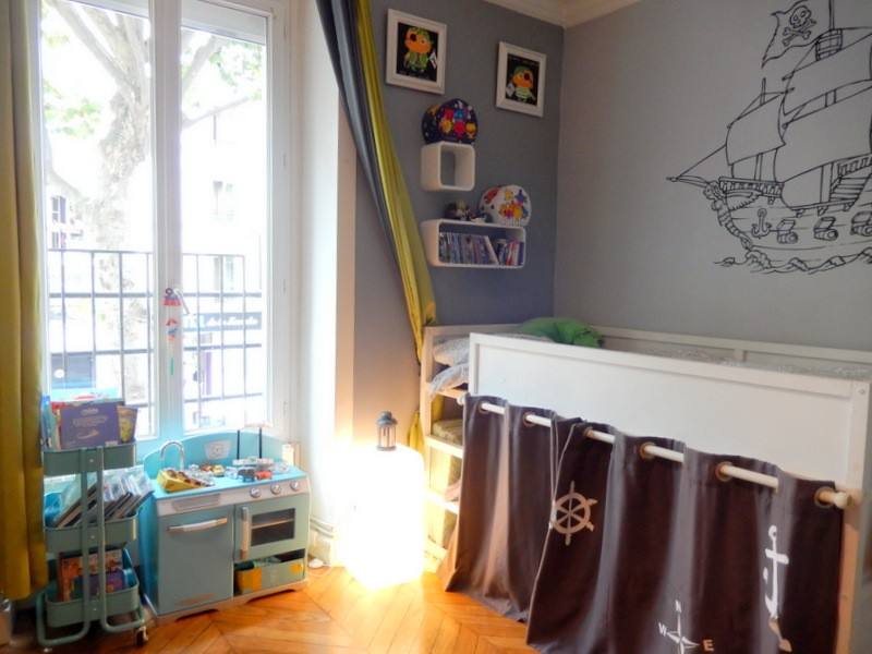 Maison vendre en ile de france paris paris xvii appartement d 39 angle s - Appartement atypique paris a vendre ...