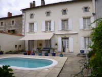 French property latest addition in CHARROUX Vienne