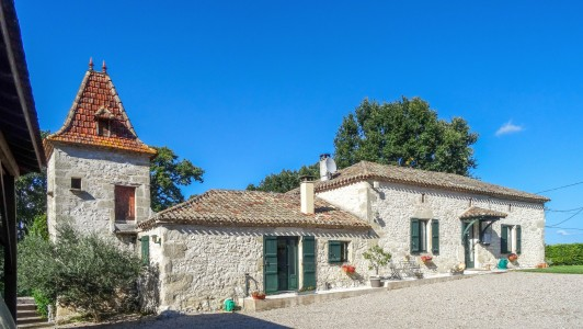 French property, houses and homes for sale in VALEILLESTarn_et_Garonne Midi_Pyrenees
