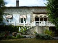French property latest addition in ST LAURENT DE CERIS Charente