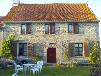 French property, houses and homes for sale in Eroudeville Manche Normandy