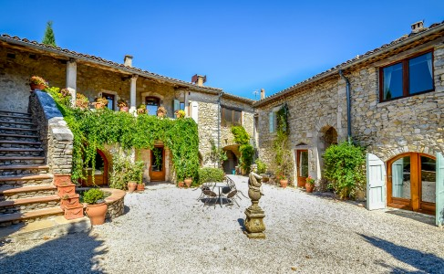 French property, houses and homes for sale in LUSSAN Gard Languedoc_Roussillon