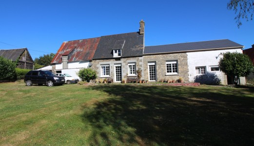 French property, houses and homes for sale in LE FRESNE PORET Manche Normandy