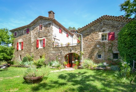 French property, houses and homes for sale in ST PAUL LA COSTE Gard Languedoc_Roussillon