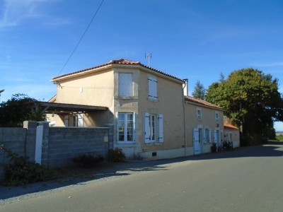 French property, houses and homes for sale in La Caillère St HIlare Vendee Pays_de_la_Loire