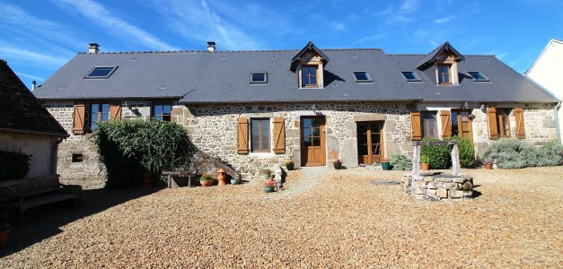 French property, houses and homes for sale in La sauvegere Orne Normandy