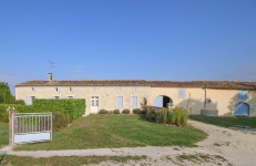 French property latest addition in BARBEZIEUX ST HILAIRE Charente