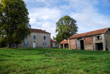 French property latest addition in CRESSAC ST GENIS Charente