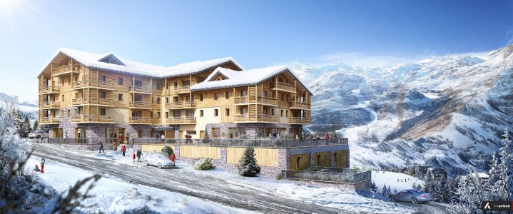 French property, houses and homes for sale in Les MenuiresSavoie French_Alps