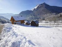 French ski chalets, properties in Le Chatelard, Le Desert d'Entremont, Chartreuse
