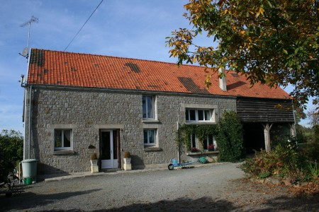 French property, houses and homes for sale in ROMAGNYManche Normandy