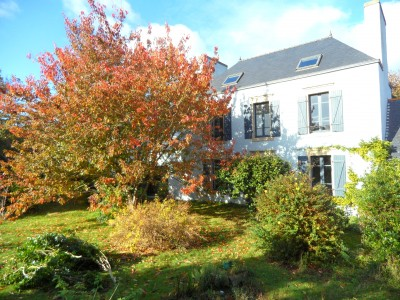 French property, houses and homes for sale in POULLAN SUR MER Finistere Brittany