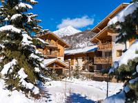 French ski chalets, properties in , Chantemerle (St Chaffrey), Serre Chevalier