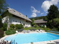 French ski chalets, properties in , Le Semnoz, Massif des Bauges